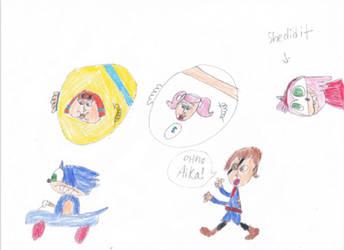 Sega Air Star Racing by Azel98