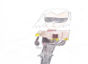 Ramirez Doodle by Azel98