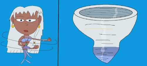 Kida's Whirlpool ! by Azel98