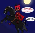 Headless Horseman Alastor
