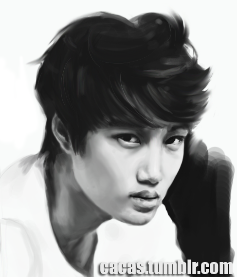 Kai from EXO.Planet by Julia-Yes