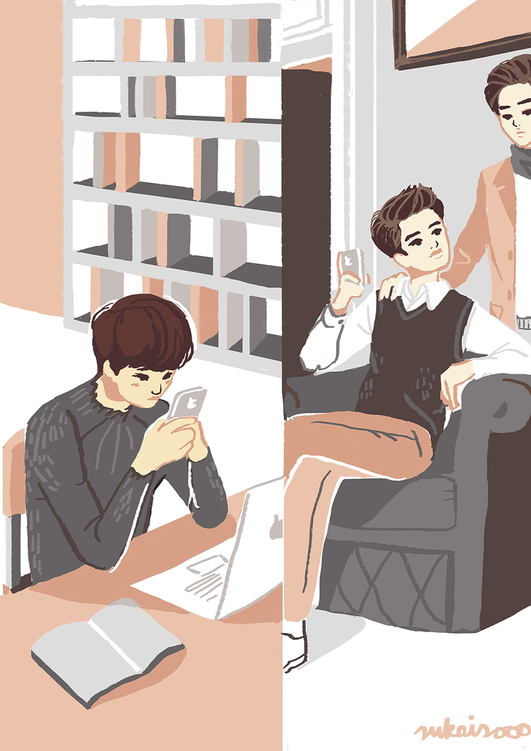 sukaisoo| connection by Julia-Yes
