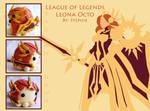 League of Legends Leona Octopus Plush