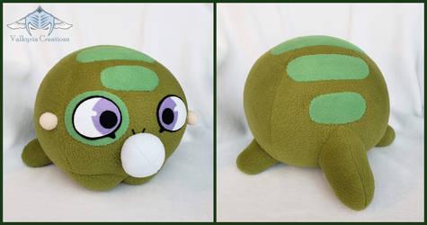 Facebook Hatch Plush - Matcha Green by ValkyriaCreations