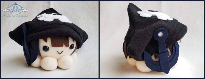 Guilty Gear Xrd - May 2 Octopus Plushie by ValkyriaCreations