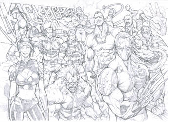 Kickfighter by klacson
