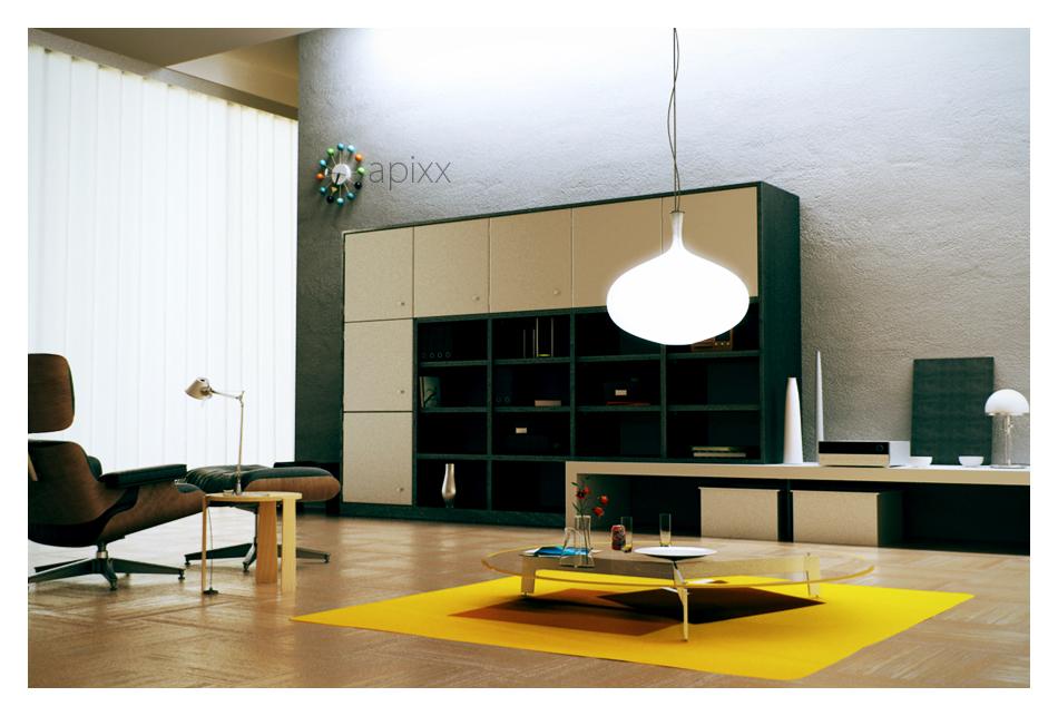 Lounge I by apixx