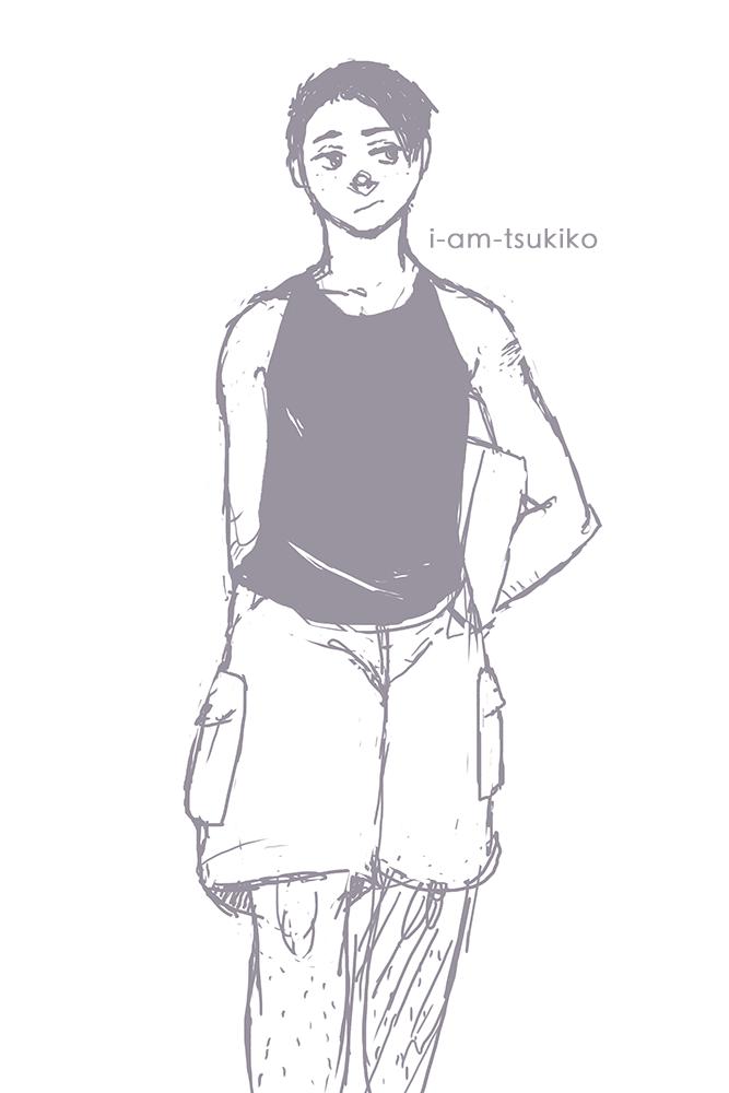 carrying a thing by i-am-tsukiko