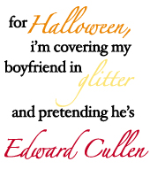 Twilight: Halloween Solution by ShadowclawStrike