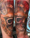 Trojan Skull for Wade