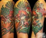 Rainforest Tattoo
