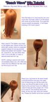 Wig tutorial - 'Beach Waves'