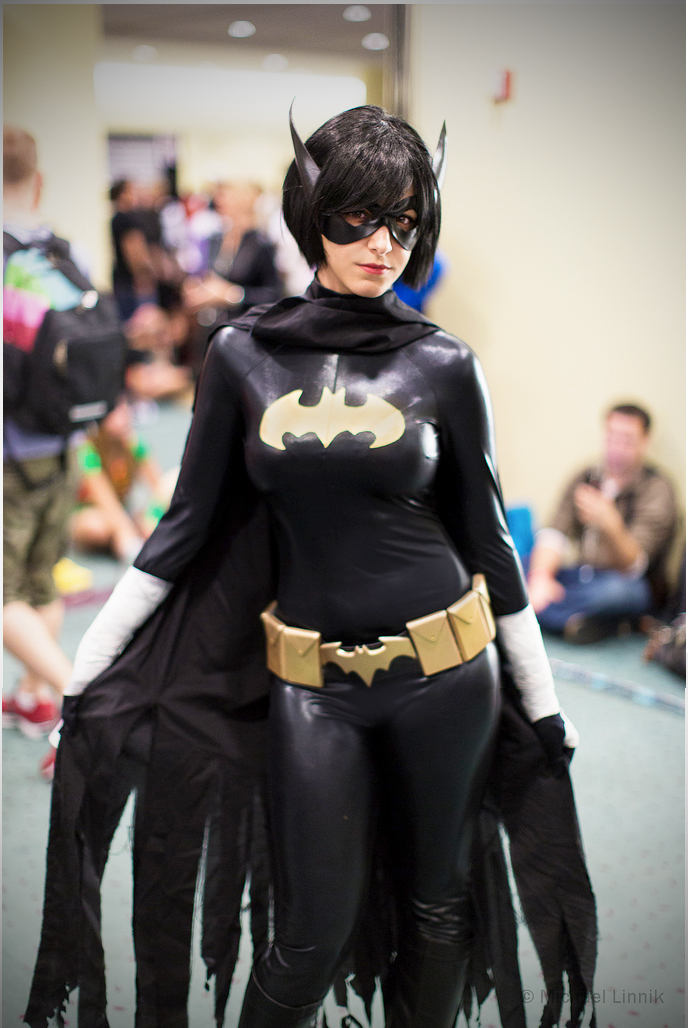 Cassandra Cain by tenleid