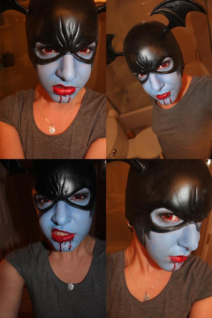 Bleez - Makeup Test by tenleid