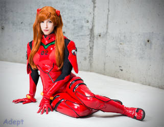 Asuka Langley - Plugsuit