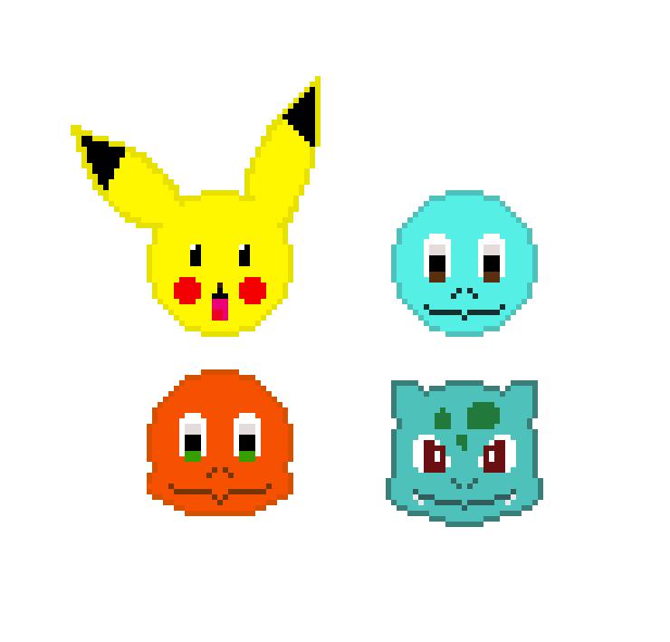 El rincón artístico de Britamex Pokemon_starters_by_crazy_aika-d5hcxdr