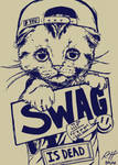 SWAGG IS DEAD