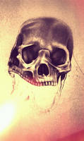 2 Headed Skull