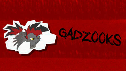 Paper CutOut Gadzooks Wallpaper by GadzooksPony