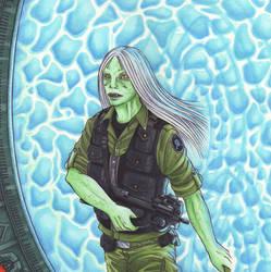 Sids first Offworld-Mission by Ganjamira