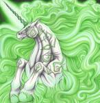 Runeblessed Unicorn