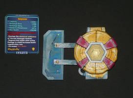 Borderlands 2 Shield Neogenator by Ganjamira
