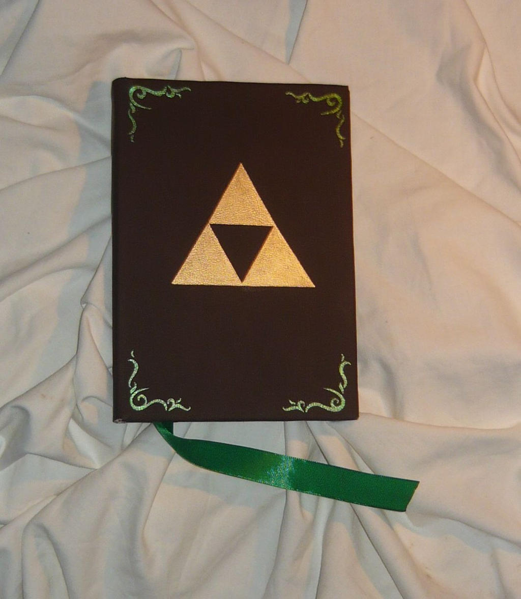 Hyrule Journal I by Ganjamira