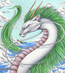 Haku - A river of silver in the sky