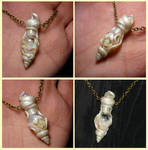Celestial Light - Vial filled with Opals