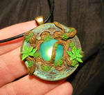 Dryads Soul - handmade Pendant