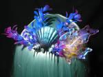 Deepsea Dreams - handmade Mermaid Hairpiece