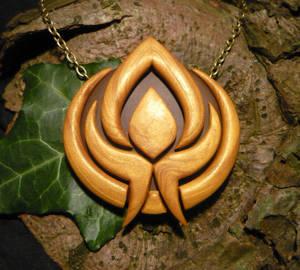 Battleborn: Eldrid Faction - handmade Necklace