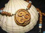 Avatar - Airnomads Seal - handmade Necklace