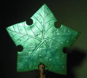 The true Treestar - Christmastree Ornament