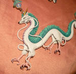 Spirited Away: Haku the Dragon VI - Close Up