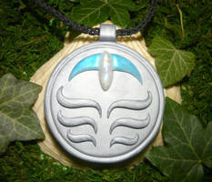 Ocean and Moon - Master Kataras Amulet - TLoK by Ganjamira