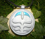 Ocean and Moon - Master Kataras Amulet - TLoK by Ganjamira