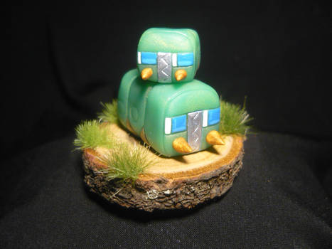 Charjabug - Miniature Sculpture