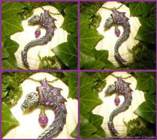 Manipulator of the Dark Crystal - Skeksis Necklace