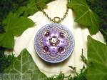Magician's Loadstar - handmade Amulet