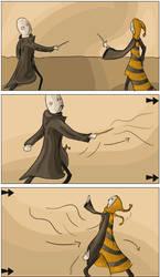 Duel Scene by So4G