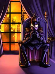 Future Warden by evilengine9