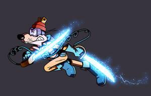 Two swords megs