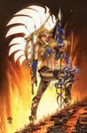 Joan of Arc vol 2 #0 - C2E2 variant