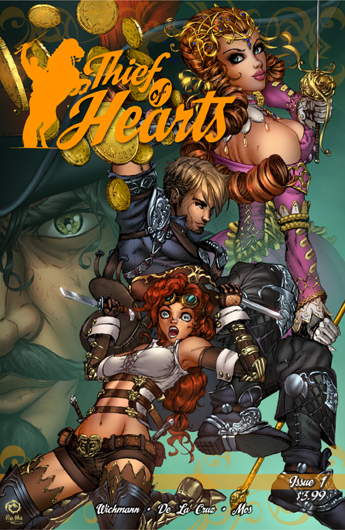 Thief of Hearts 1A by JwichmanN