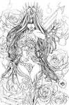 Lady Death - Extinction Express - Lines