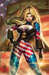 Patriotika #1 - Keystone Variant