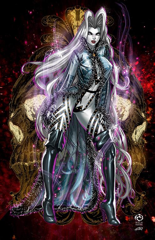 Lady Death: Scorched Earth #1 by JwichmanN