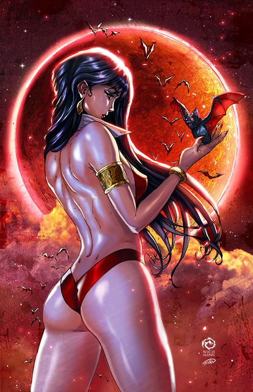 Vampirella #1 by JwichmanN