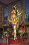 Princesses VS Zombies #3 - Bella Rose
